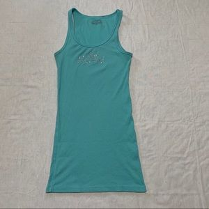 Victoria's Secret Just Married Ribbed Tank Top